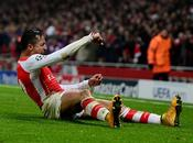 Arsenal-Borussia Dortmund Sanchez c'è: Gunners agli ottavi!