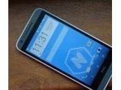 Desire 620: smartphone fascia media
