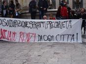 Catania, contestazioni scontri Renzi vedere Piazza Duomo