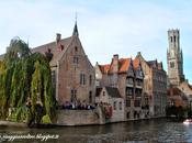 Passeggiando Canali Bruges