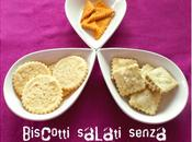 Biscotti salati senza glutine gusti