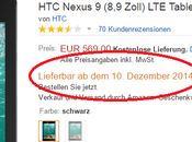 Nexus LTE: messa vendita prevista dicembre?