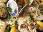 Risotto frutti mare ricette Sardegna
