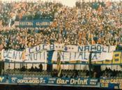 """""""Tranquilli: oggi picchiamo"""" migliori striscioni dell'epoca d'oro movimento Ultras"""