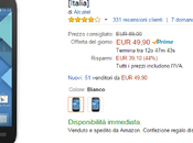 Alcatel Touch offerta €49.90 Amazon.it