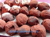Cioccolatini ganache vino rosso spezie