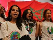 Animazione cultura invitano FMDH Marrakech