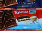 Cioccolato Loacker cioccolato,crema wafer!!!