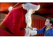 bambino incontrò Babbo Natale