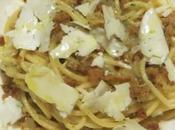 Spaghetti alla cipolla Tropea