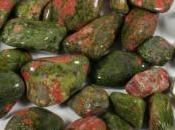 creare (Quattordicesima parte): Classificazione pietre dure colorazione verde scuro