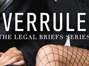 COVER REVEAL: Overruled (The Legal Briefs Emma Chase