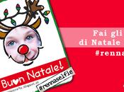 Auguri Natale renna #selfie!