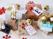 Idee Natale: Christmas Gifts, tags wraps