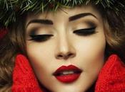 Look delle Festività idee consigli makeup realizzare [#bloggerlab]