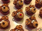 CupCakes Renne Babbo Natale