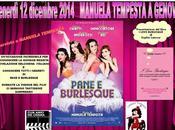 Pane Burlesque Genova!