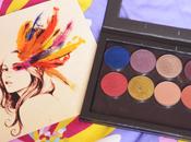 Collezione Genesis Nabla Cosmetics: swatch prime impressioni