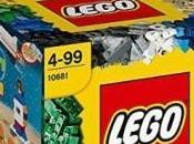 LEGO pezzi, regalo Natale bambini anni!