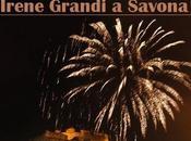 Capodanno 2015 Savona: Irene Grandi protagonista P.zza d`Alaggio.