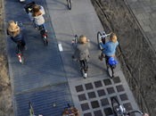 09/12/2014 SolaRoad: prima pista ciclabile solare