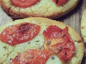 Focaccia quinoa pomodorini