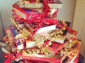 Christmas pile