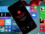 Windows Cortana mostra
