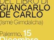 PALERMO: PROGETTO KALHESA Giancarlo Carlo Presentazione all'Accademia Belle Arti