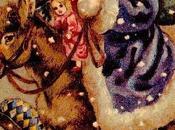 Schema punto croce: Cartolina Natale Babbo Natale_4