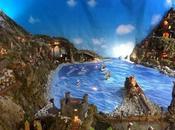 presepe partenopeo: Gesù Bambino strade Napoli