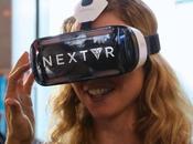 NextVR porta Coldplay realtà virtuale