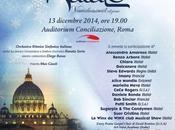 CONCERTO NATALE (@Max_Giusti): sabato dicembre all'Auditorium Conciliazione Roma