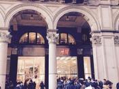 H&m nuovo Flagshipstore centro Milano: molto rumore… poco nulla.