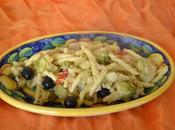 Trofie broccoli baccalà