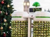 15/12/2014 parade degli alberi Natale originali eco-friendly