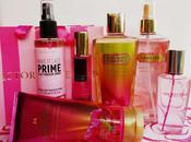 Victoria's Secret assaggio suoi prodotti beauty!