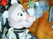 Mice Rock climbers cake
