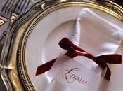 italian Christmas table: easiest style elegance.