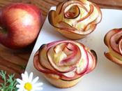 Muffin rose mela