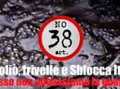 Anti art.38 dello SbloccaItalia: fare dopo raccolta firme?