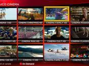 Giovedi Dicembre canali Cinema
