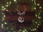 Ikea wreath cervo Natale 2014