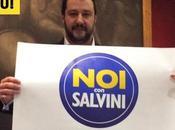 """""""Noi Salvini"""", presentato Roma nuovo simbolo centro Italia. verde"""