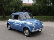 """Giunge anche Napoli Fiat Cinquecento """"PRESEPE"""""""