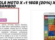 Motorola Moto 2014 Bamboo euro Glistockisti.it