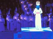 siciliana 'nordica': Santa Lucia