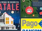 Regali natalizi: tutti consigli Consorzio BANCOMAT® fare acquisti sicurezza