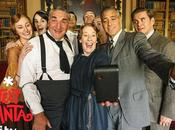 Downton Abbey nuovo look George Clooney panni Lord Hollywood