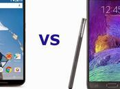 Samsung Galaxy Note Motorola Nexus video confronto italiano